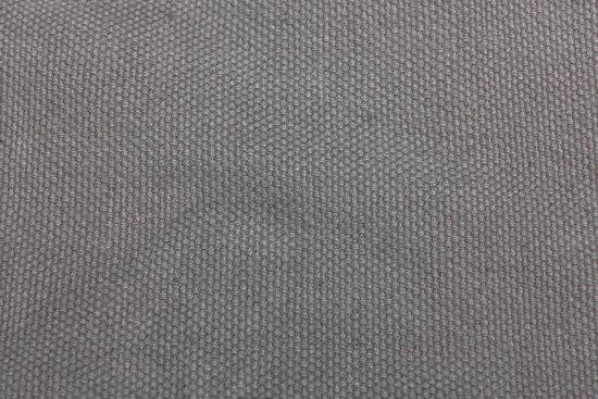 ECOMUNDY PURE XL 360 ANTRACIET GRIJS - Luxe 2-persoons hangmat - effen grijs - handgeweven bio katoen - GOTS - 160x240x360cm Max 250kg