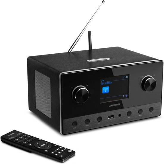 MEDION® LIFE P85111 WiFi DAB+ Internet Radio