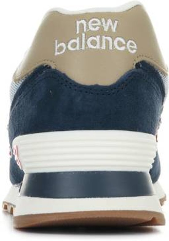 Balance Sneakers Heren Blauw New Ml574ptr 0Yqq8