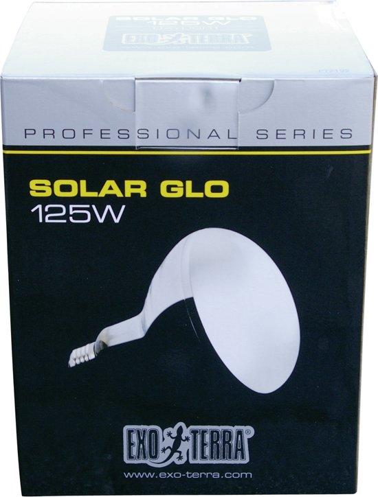 Exo Terra Terrarium verlichting Solar Glo 125watt - Zonlight - 125w