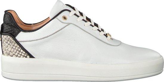 e7c4748dc77 bol.com | Fred De La Bretoniere Dames Sneakers 101010052 - Wit - Maat 37