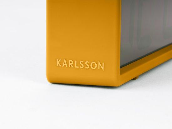 Karlsson Coy Wekker/Tafelklok 8,5 x 18,5 cm