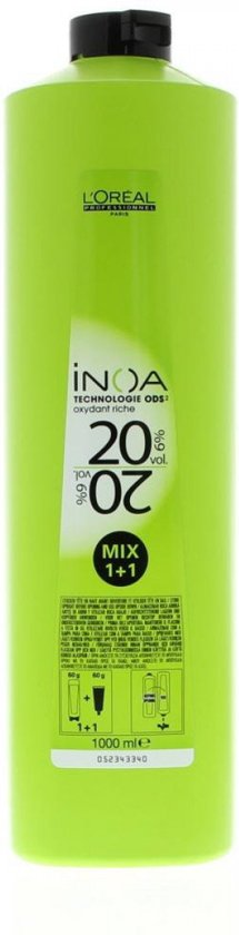 L'oreal inoa creme riche 1000 ml 6%