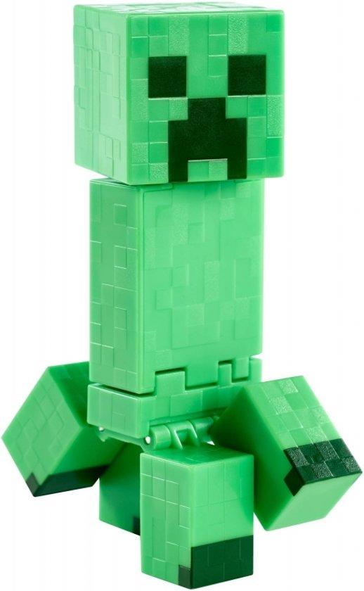 Bolcom Minecraft Action Figure Exploding Creeper Mojang Speelgoed