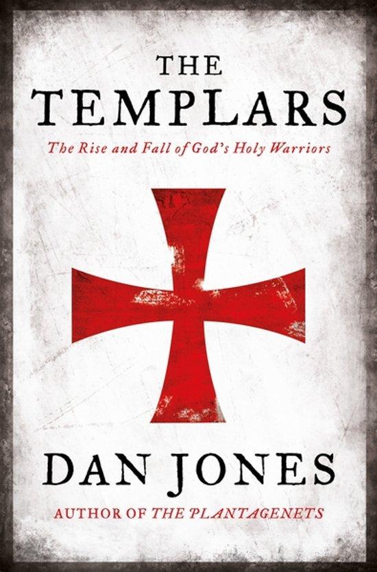 Boek cover Templars van Dan Jones (Paperback)