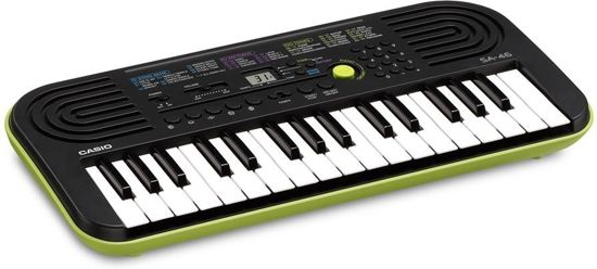 Casio Keyboard SA-46 - Groen