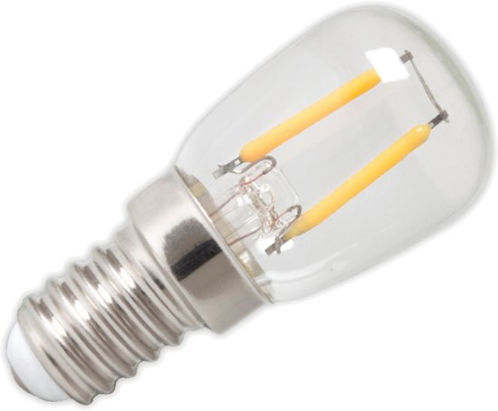 Calex buislamp LED filament 1W (vervangt 10W) kleine fitting E14 26x58mm helder