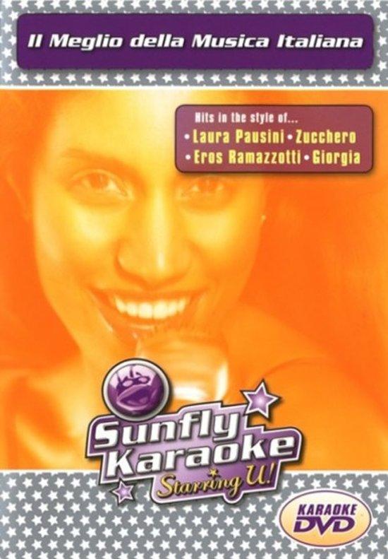 Sunfly Karaoke - Meglio Della Musica Italiana