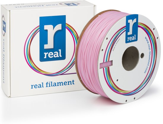 REAL Filament ABS roze 1.75mm (1kg)