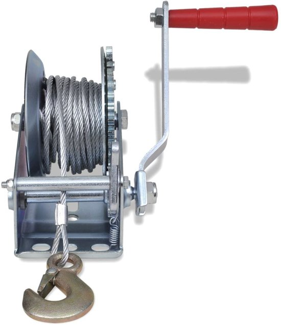 vidaXL Handlier 544 kg