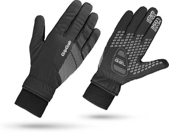 GripGrab Ride Winter Fietshandschoenen - Zwart - Unisex - M