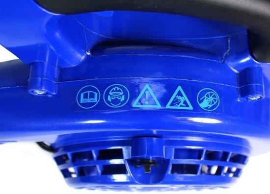 Hyundai bladblazer / bladzuiger / versnipperaar - 26cc benzine motor