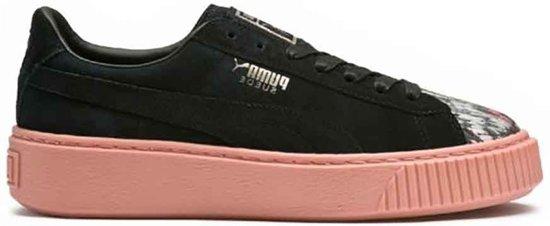 Dames Puma Platform Maat 5 Donkerblauw Sunfade 40 Sneakers DIEH9W2