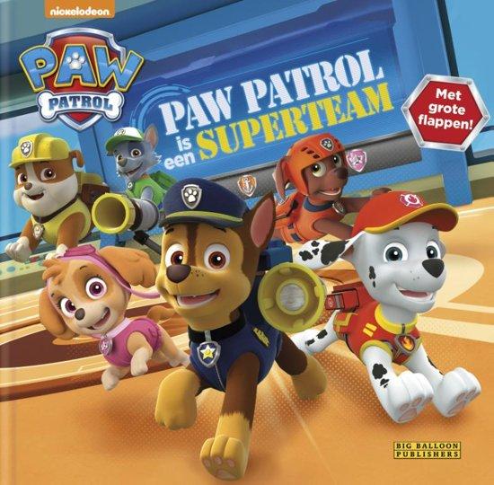 Paw Patrol - Paw Patrol is een Superteam