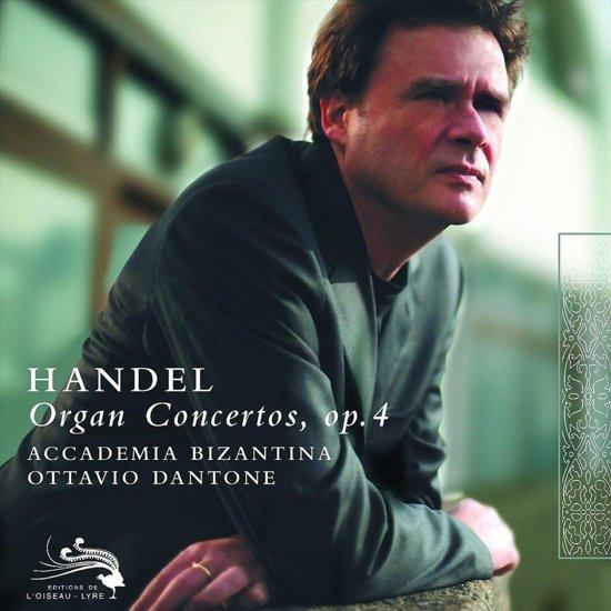 Organ Concertos Op.4