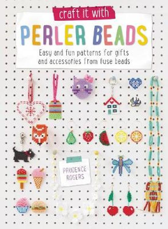 bol.com | Craft It With Perler Beads, Prudence Rogers ...