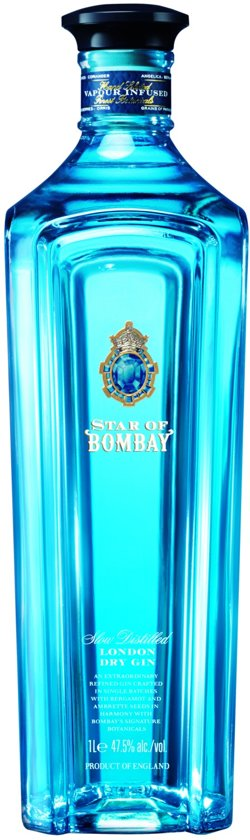 Bombay Sapphire Star of Bombay Gin - 70 cl