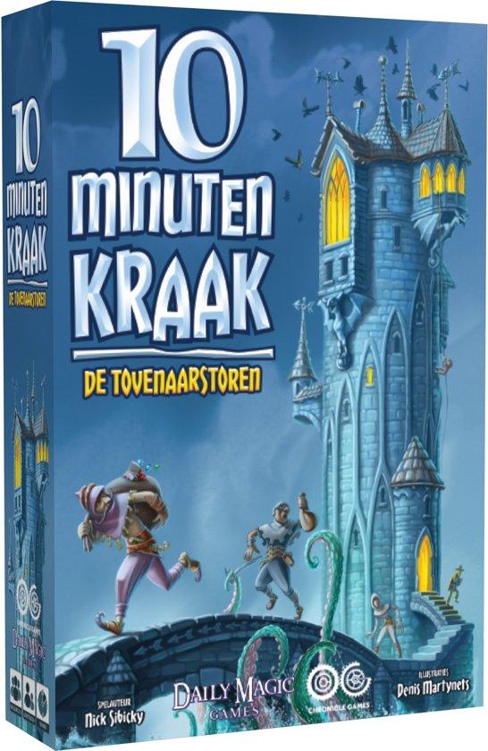Afbeelding van het spel 10 Minuten Kraak
