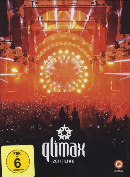 Qlimax 2011 Live (Dvd+Blu-Ray+Cd)