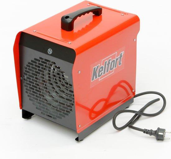 Kachel elektrisch met ventilator 3.0KW