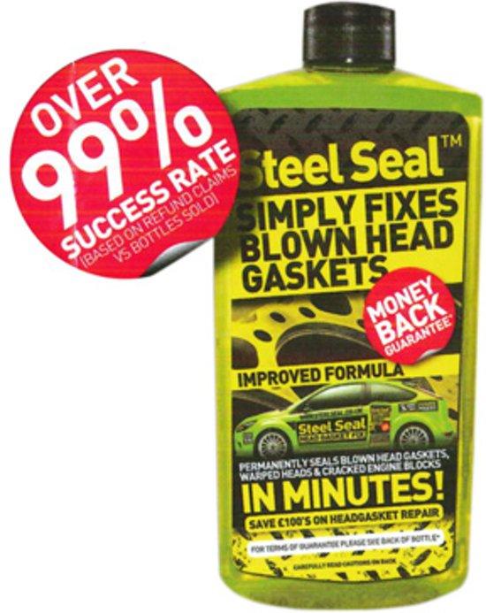 Steel Seal - Repareert eenvoudig defecte koppakking