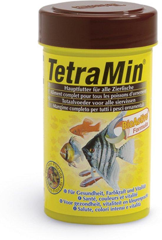 Tetra Tetramin Hoofdvoer - Vissenvoer - 250 ml