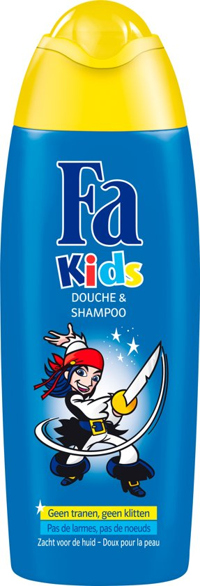 Fa Kids Pirate - Douchegel