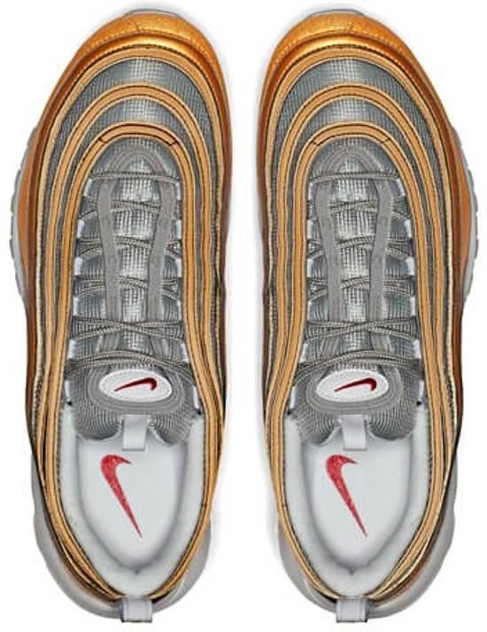 Air Maat Nike 5 Goud Zilver Sneaker Max 97 Ssl 47 a6q6v4x