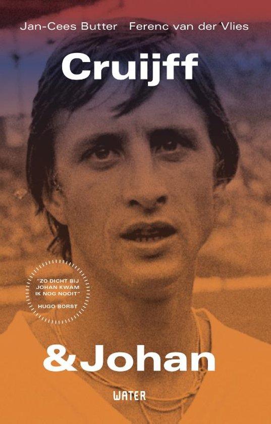 Boek cover Cruijff & Johan van Jan-Cees Butter (Paperback)