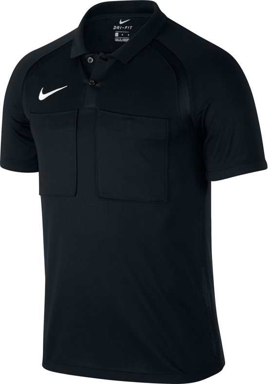 1bbef486 bol.com   Nike Referee Jersey Sportshirt - Maat L - Mannen - zwart