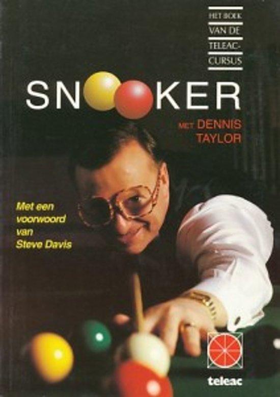 Snooker met dennis taylor