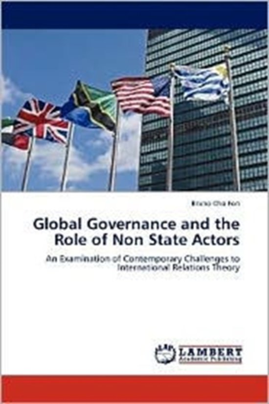 role of state actors in international relations
