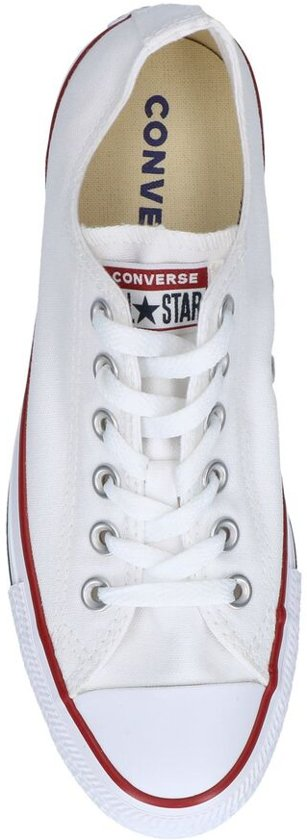 Unisex 35 Optical Taylor Chuck Maat Star All Sneakers White Converse qZfApxw
