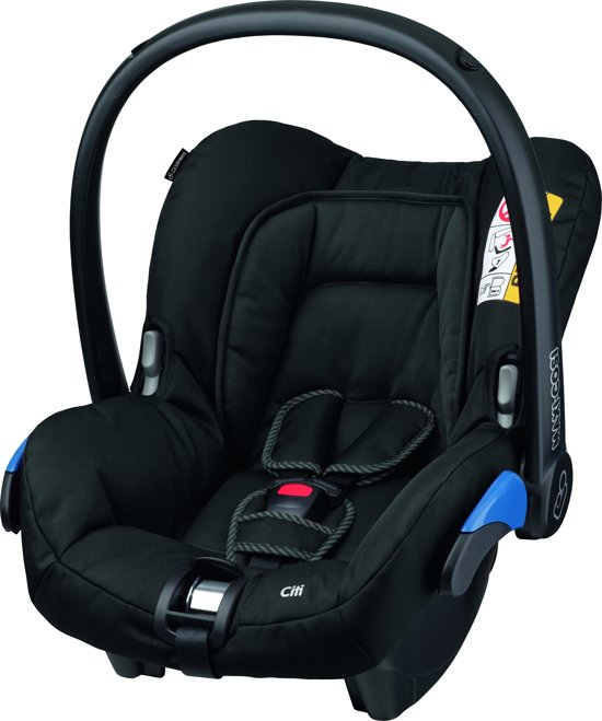 maxi cosi citi autostoel black raven. Black Bedroom Furniture Sets. Home Design Ideas