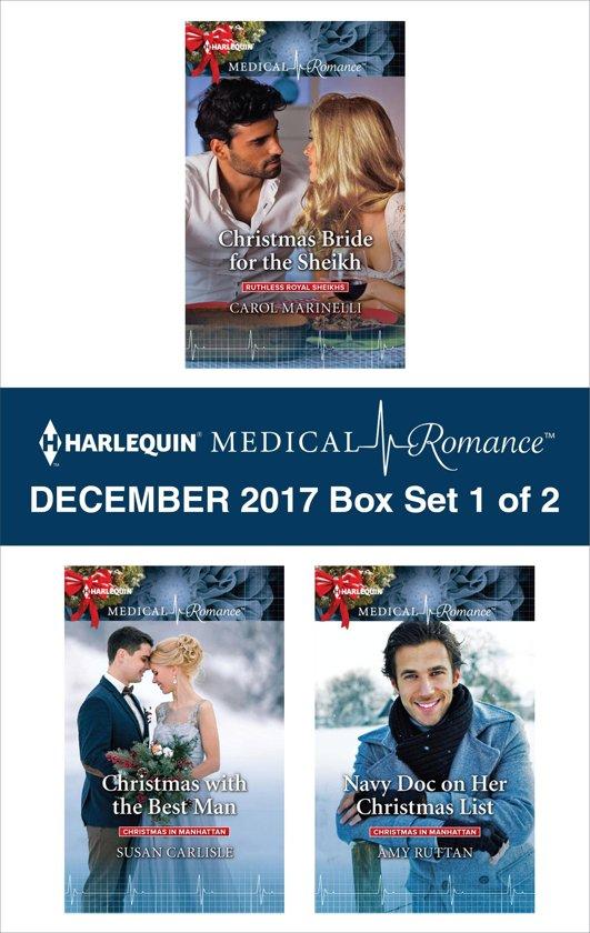 Harlequin Medical Romance December 2017 - Box Set 1 of 2