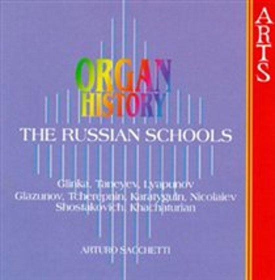 Organ History:Russia Vol.