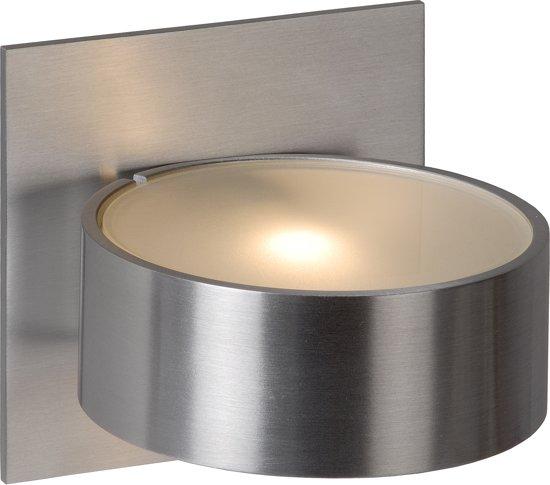 Lucide BOK - Wandlamp - G9 - Mat chroom