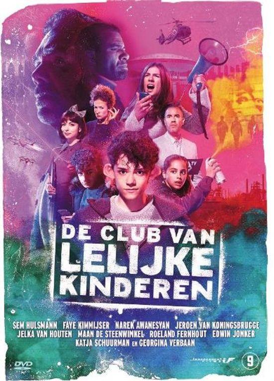 Afbeelding van De Club Van Lelijke Kinderen