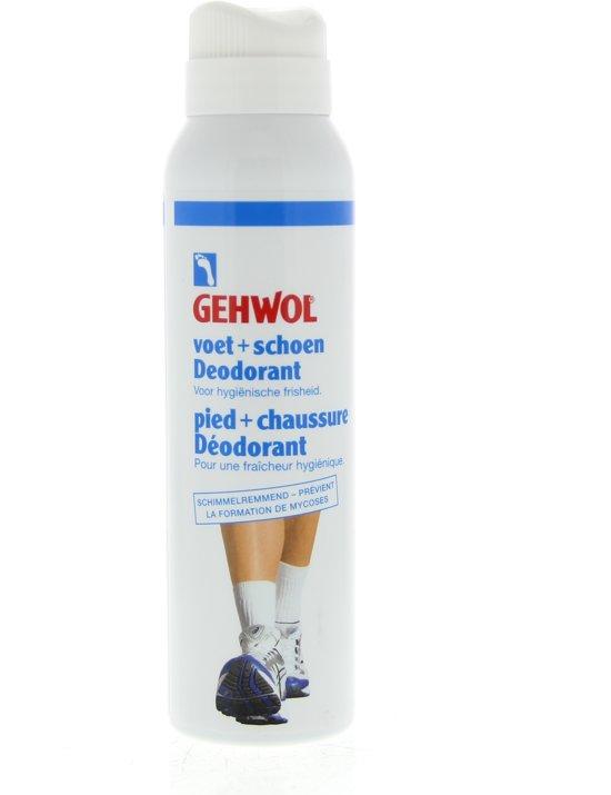 Gehwol Voet + Schoendeodorant -  Bij Zweetvoeten - 150ml