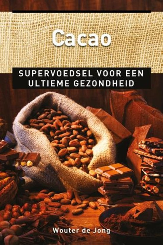 Boekomslag voor Ankerserie 358 - Cacao