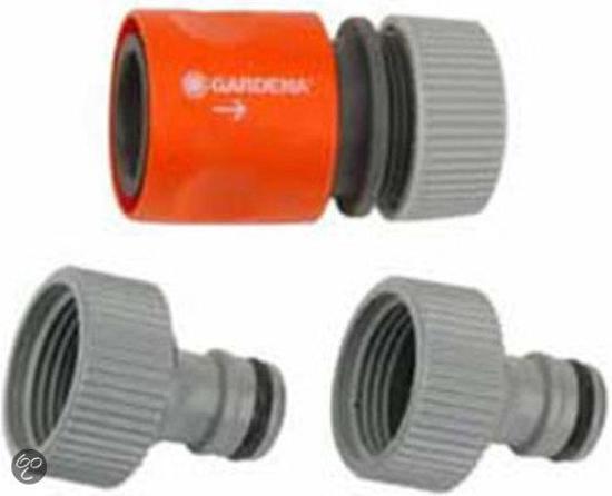 GARDENA - System aansluitset