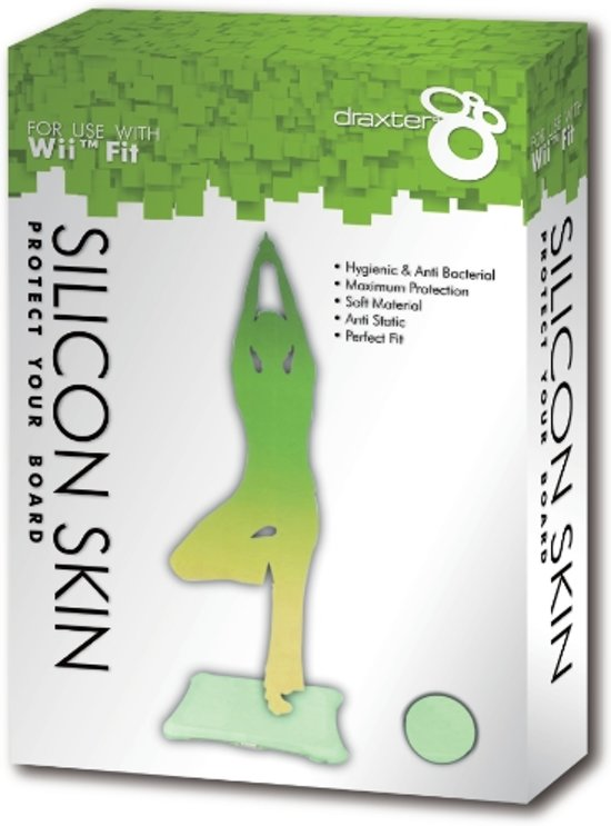 Silicon Skin Wii Fit (Draxter)