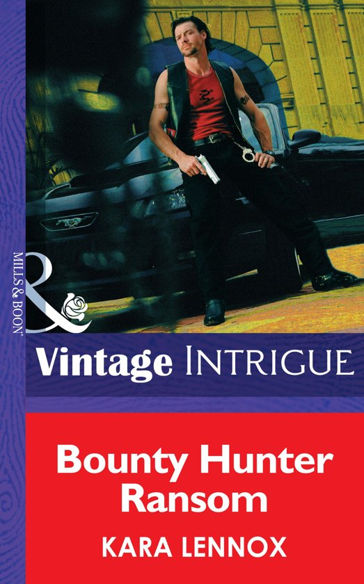 Bounty Hunter Ransom (Mills & Boon Intrigue) (Code of the Cobra, Book 1)