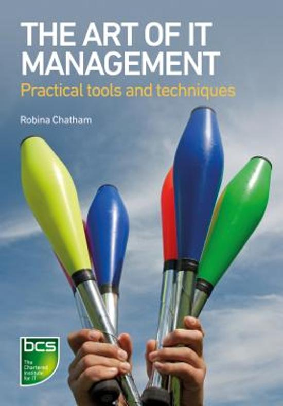 The Art of IT Management