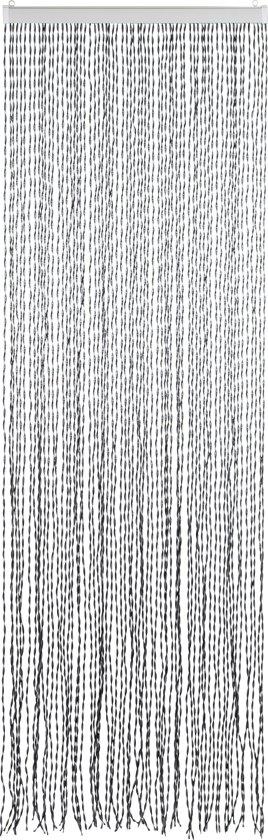 Arisol Vliegengordijn - Caravan - String - 60x90 Cm - Zilver/zwart