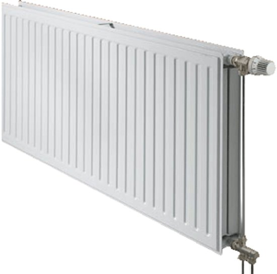 Radson paneelradiator CLD, staal, wit, (hxlxd) 500x1650x55mm, 11