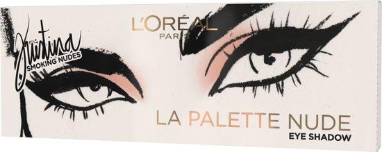 L'Oréal Paris Kristina Bazan La Palette Nude - Oogschaduwpalette