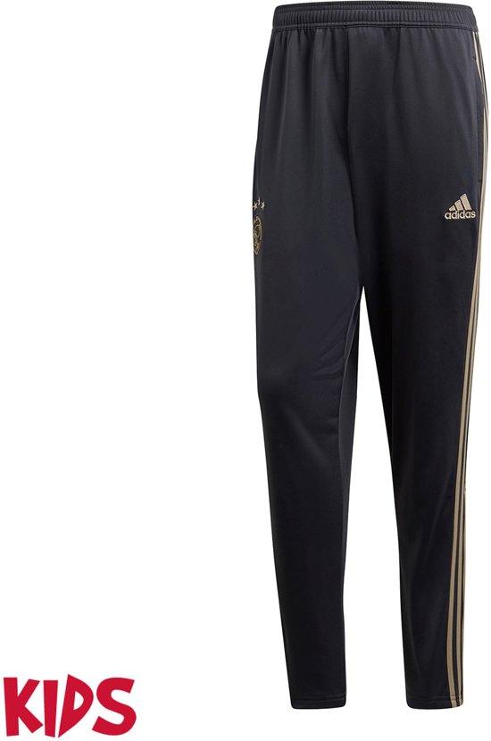 adidas Ajax training broek uit Kinderen 2018 2019 zwart
