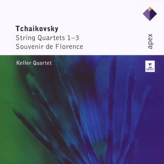 String Quartets 1-3/  Souvenir De Florence