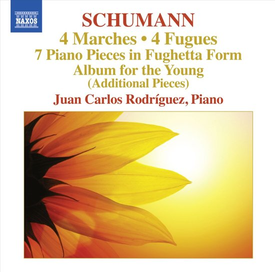 Schumann: 4 Marches/4 Fugues